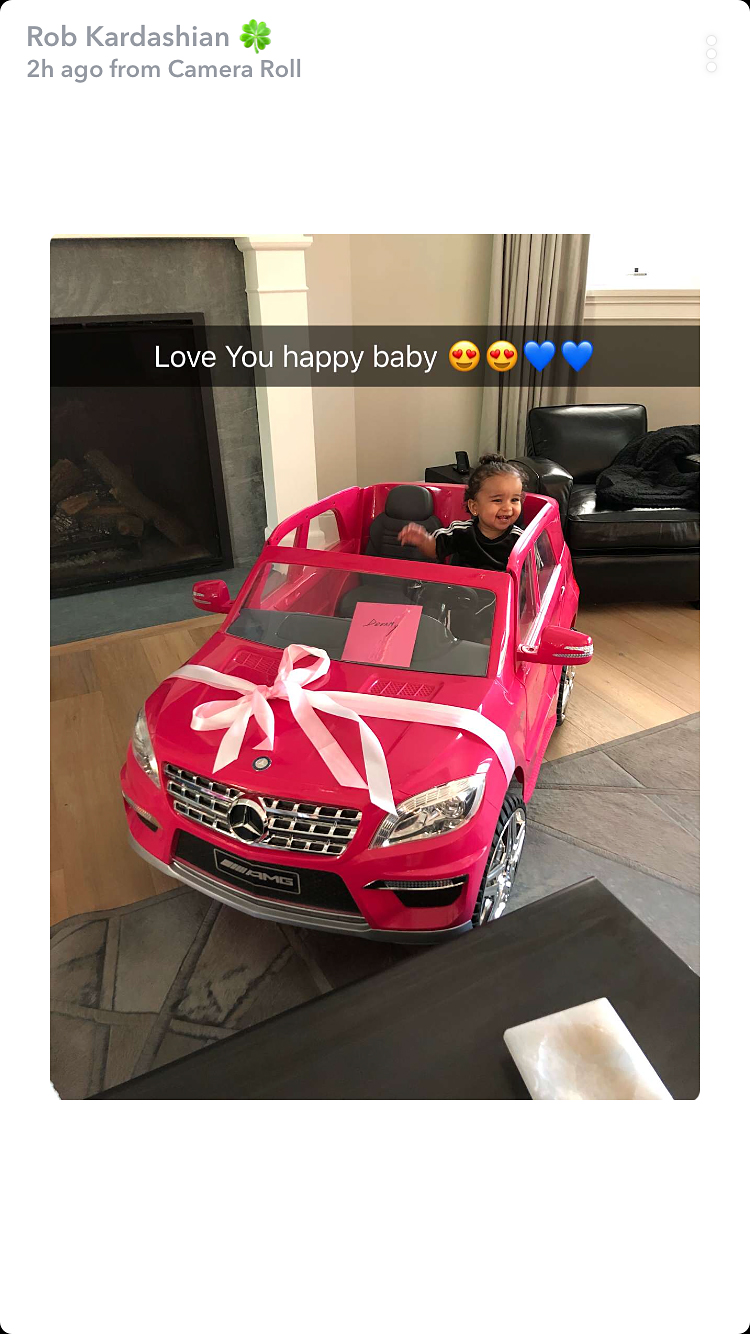 Rezultate imazhesh për dream kardashian birthday
