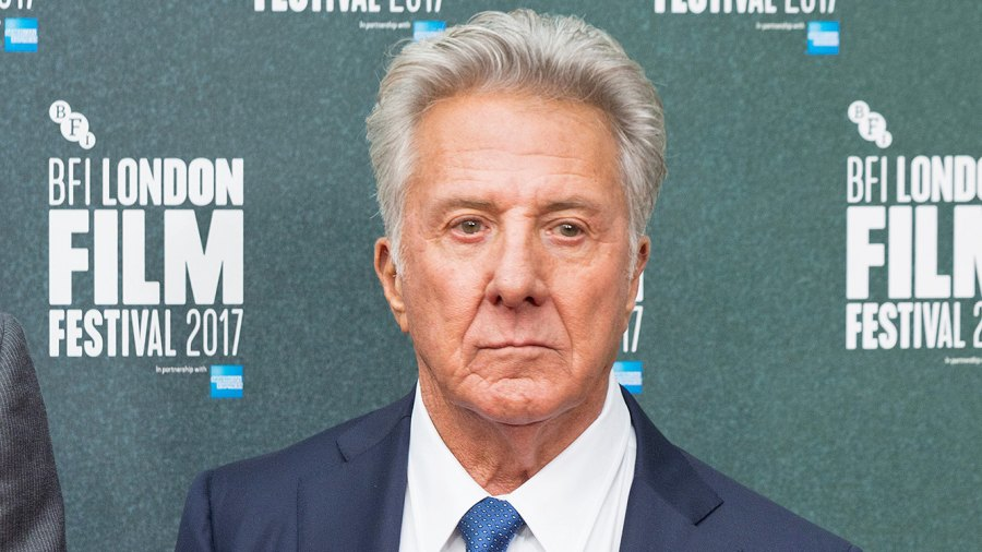 Dustin Hoffman, Director, Harassment