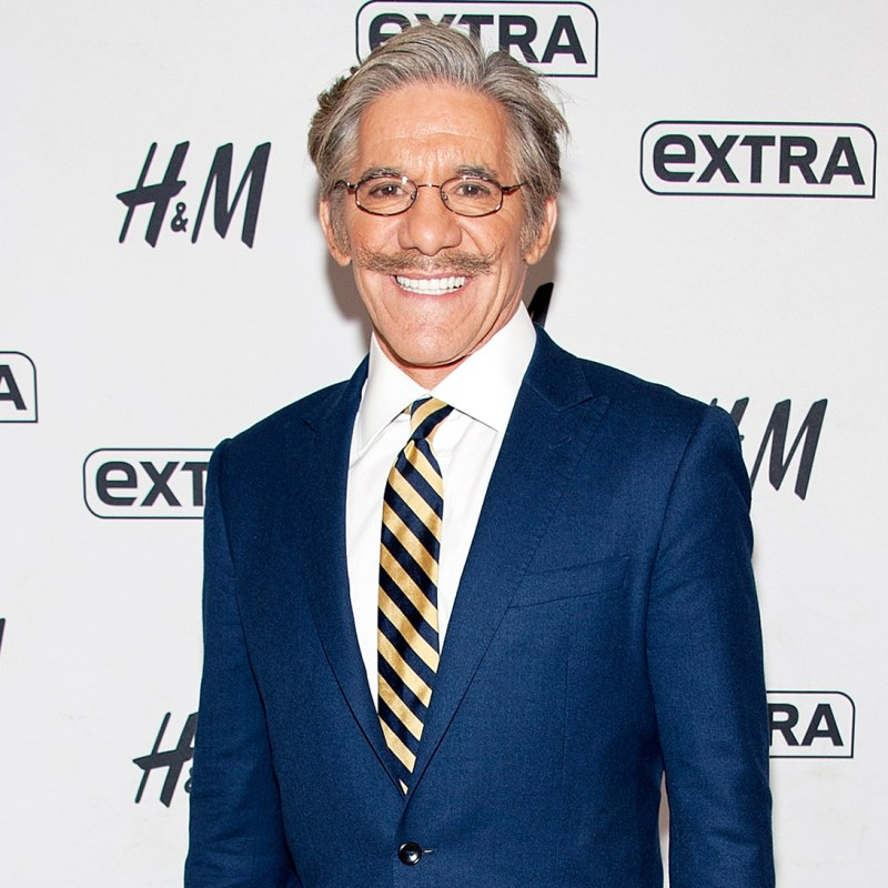 Geraldo Rivera Tattoo