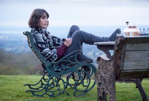 Lizzy Caplan as Nadia on 'Ill Behaviour'