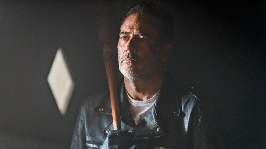 Jeffrey Dean Morgan, Negan, The Walking Dead