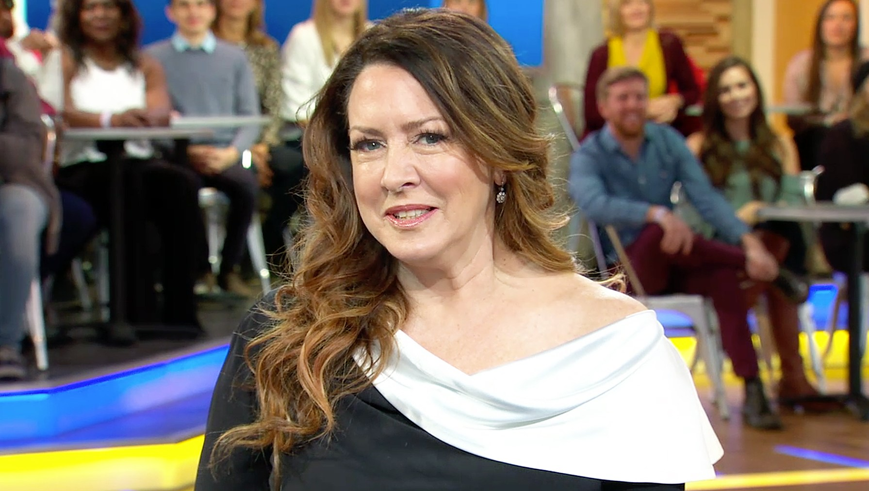 Joely Fisher Good Morning America