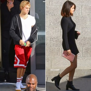 Selena Gomez, Justin Bieber, Church