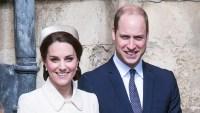 Kate Middleton Prince William react engagement