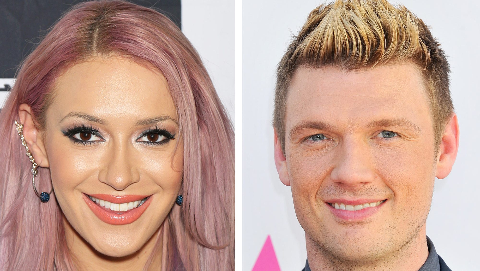 Kaya Jones, Nick Carter