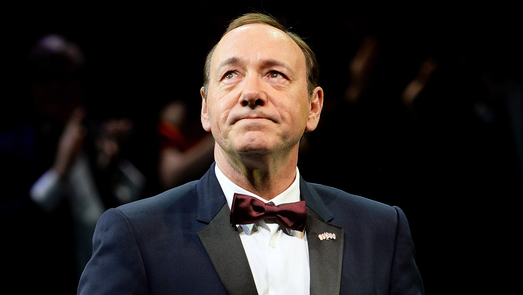 Kevin Spacey The Old Vic Theatre