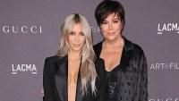 Kim Kardashian West, Kris Jenner, Keeping Up with the Kardashians