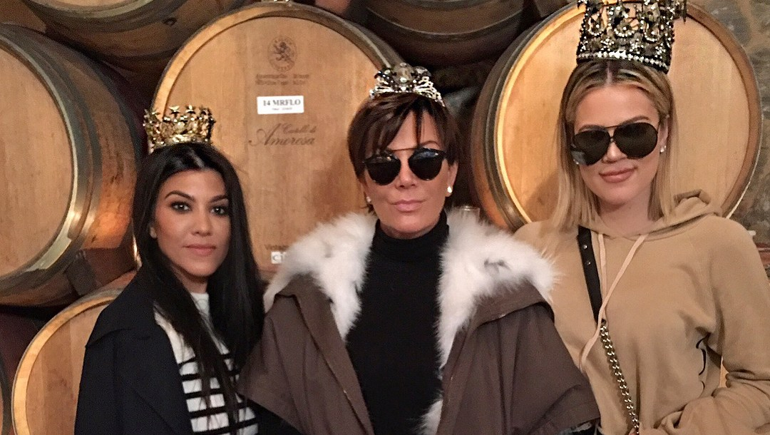 Kourtney Kardashian, Kris Jenner, Khloe Kardashian, Keeping up with the Kardashians