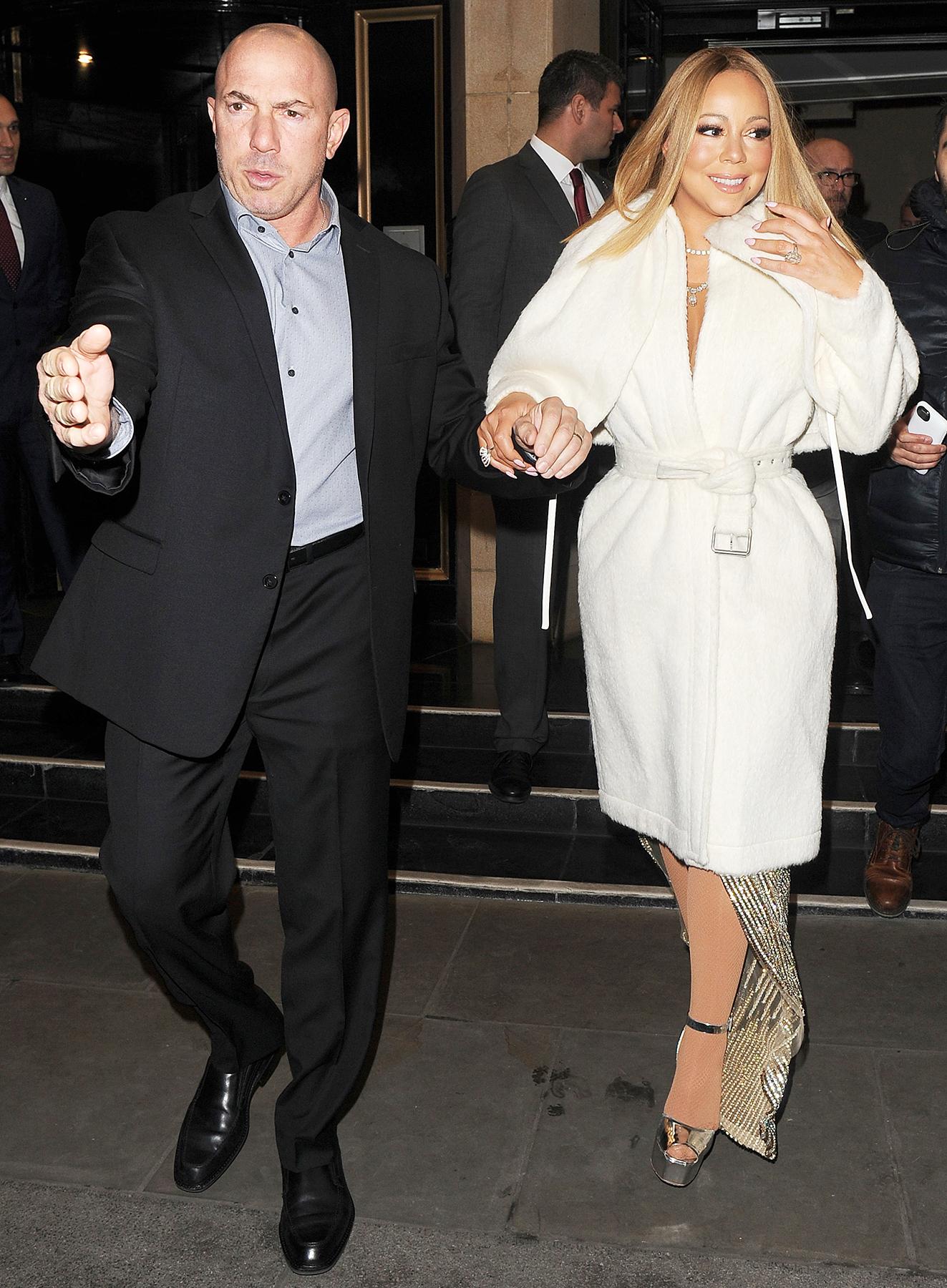 Michael Anello Mariah Carey