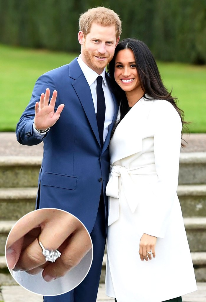 markle - See Meghan Markle's Stunning Engagement Ring!