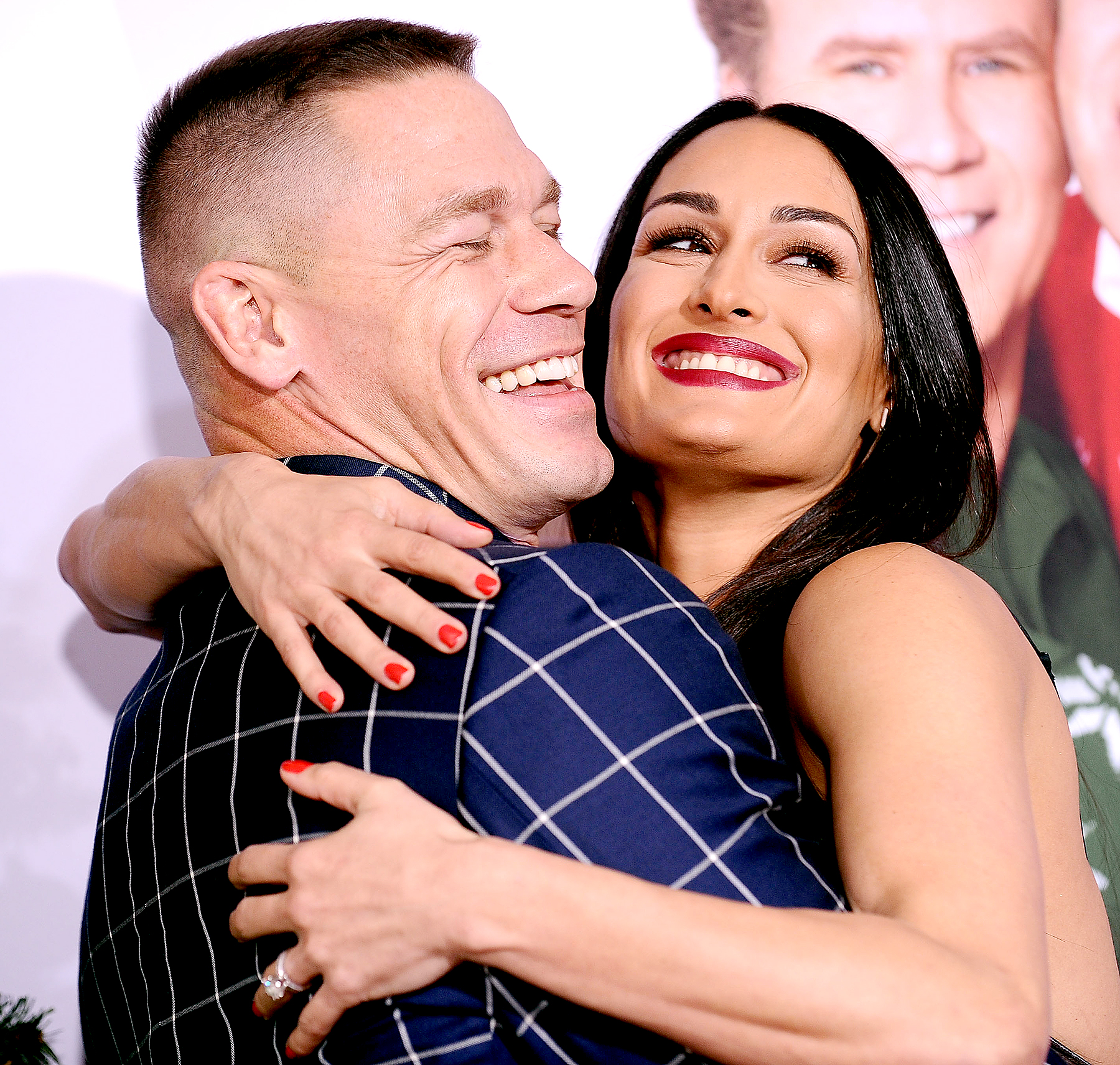 Nikki Bella's Twin Brie Worried About John Cena