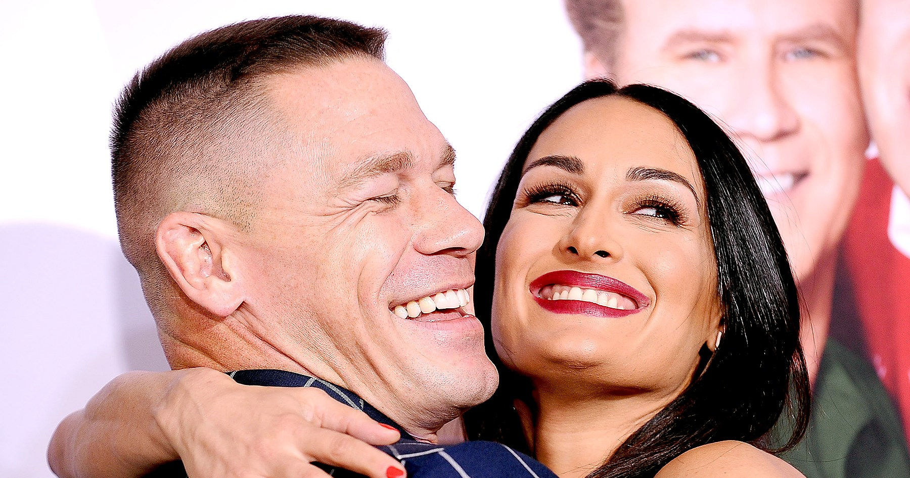 Image result for John Cena and Nikki Bella Break Up