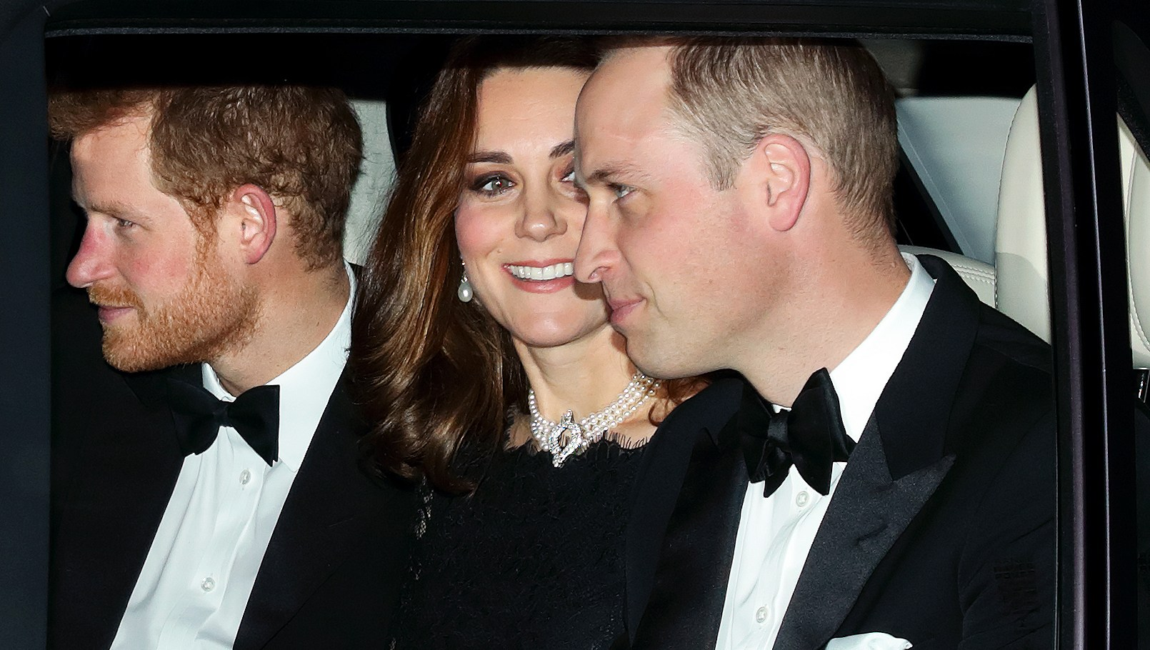 Prince Harry Kate Middleton Prince William wedding anniversary dinner
