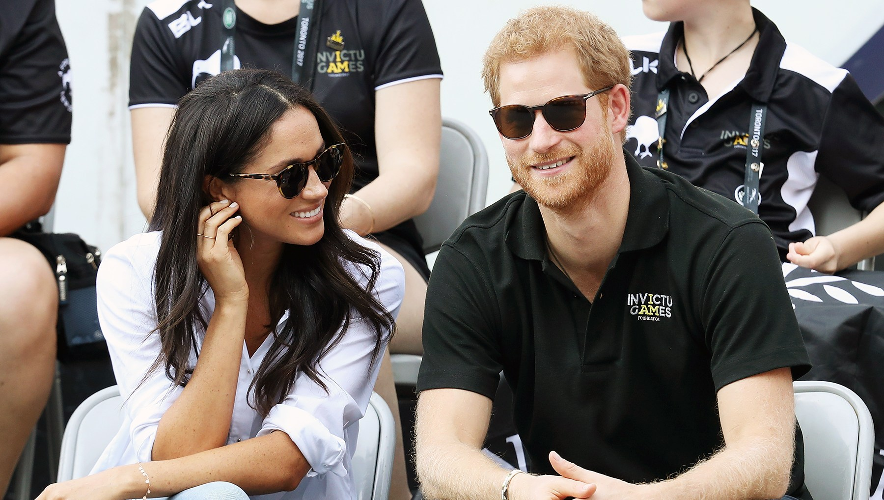 Meghan Markle Prince Harry Invictus Games