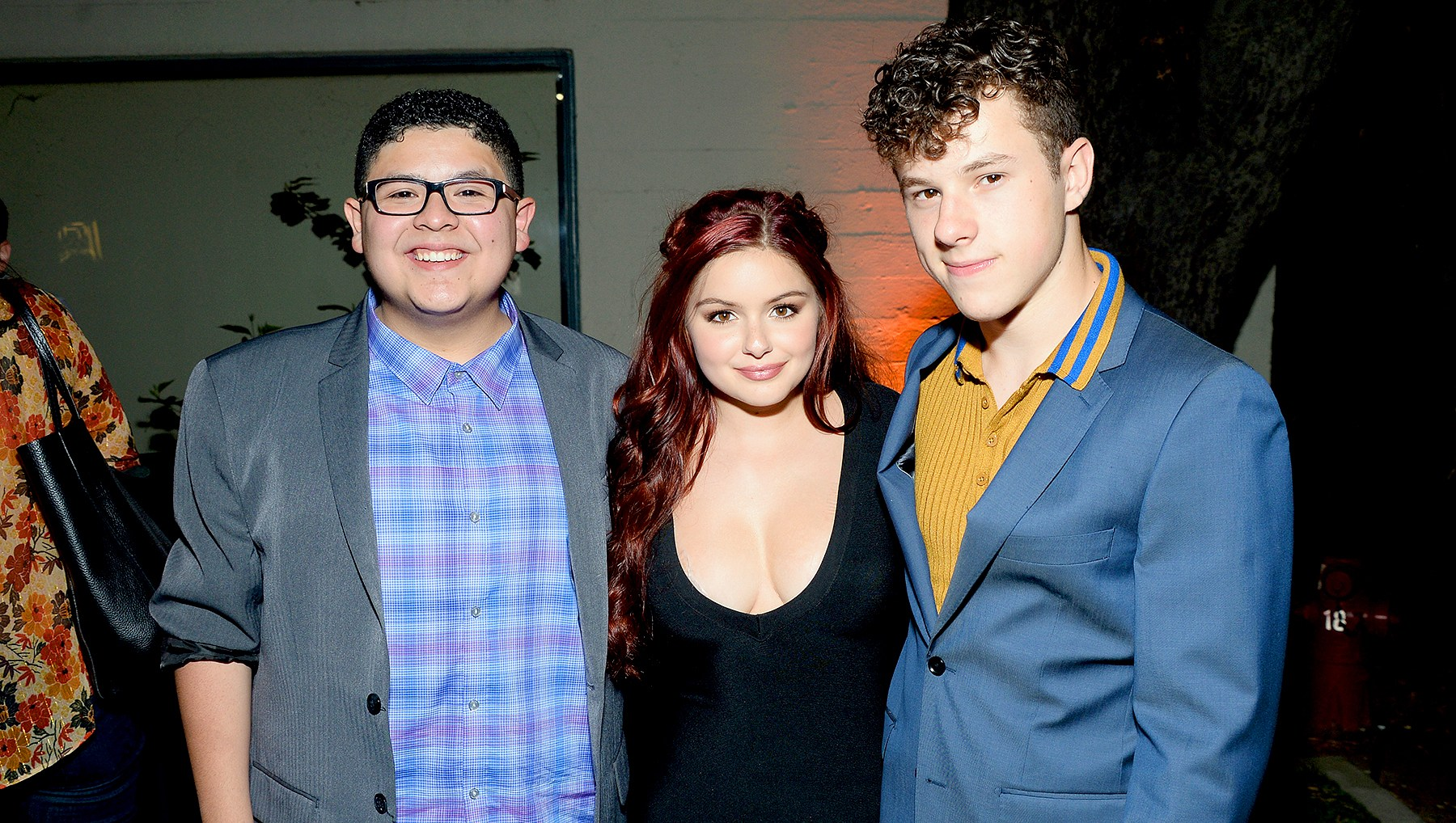 Rico-Rodriguez,-Ariel-Winter-and-Nolan-Gould