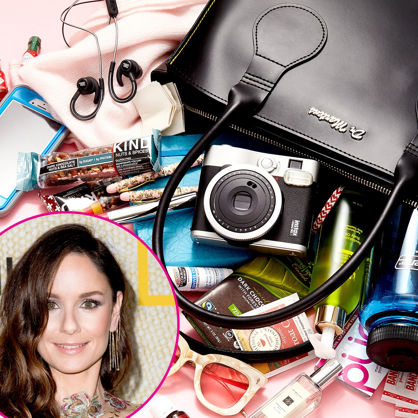 Sarah Wayne Callies' bag