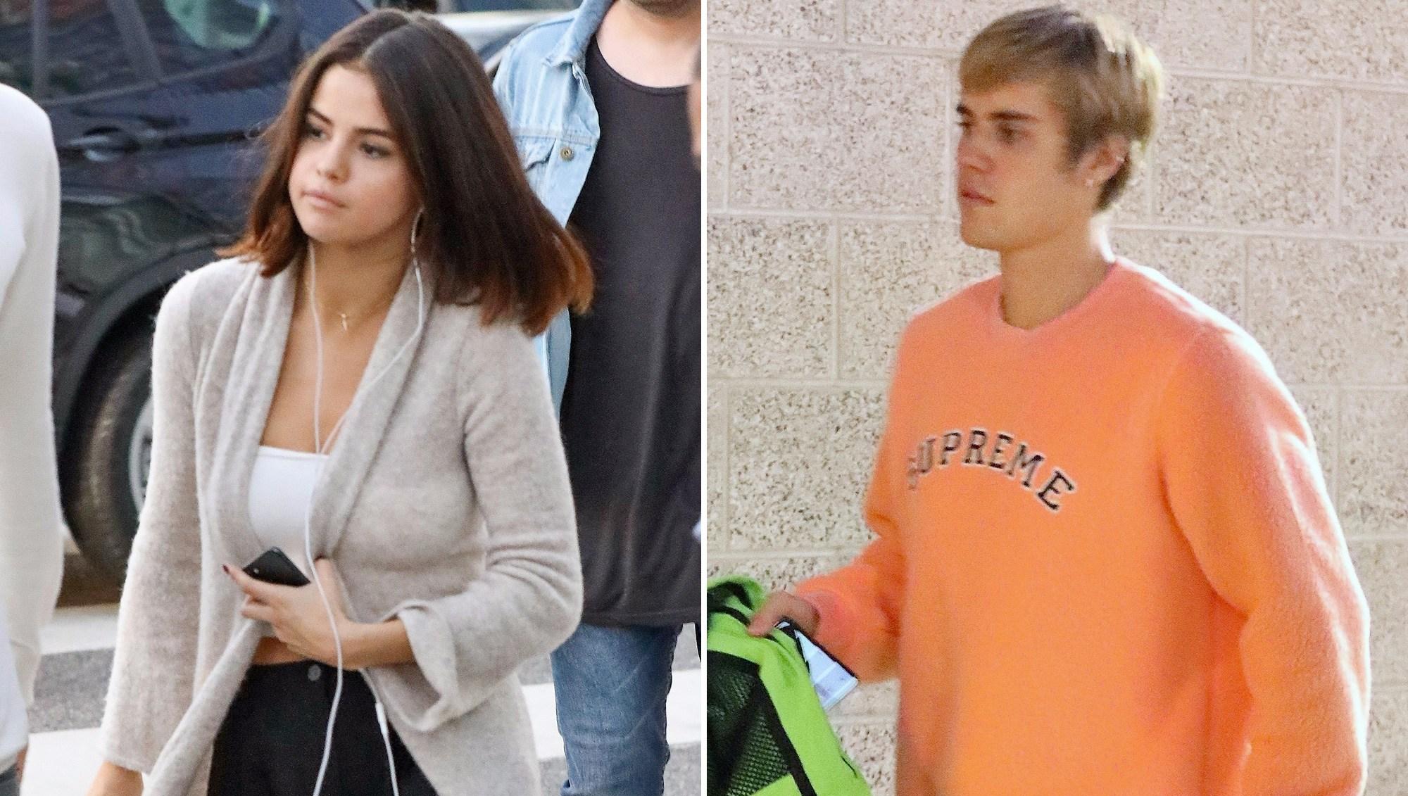 Selena Gomez, Justin Bieber, Church