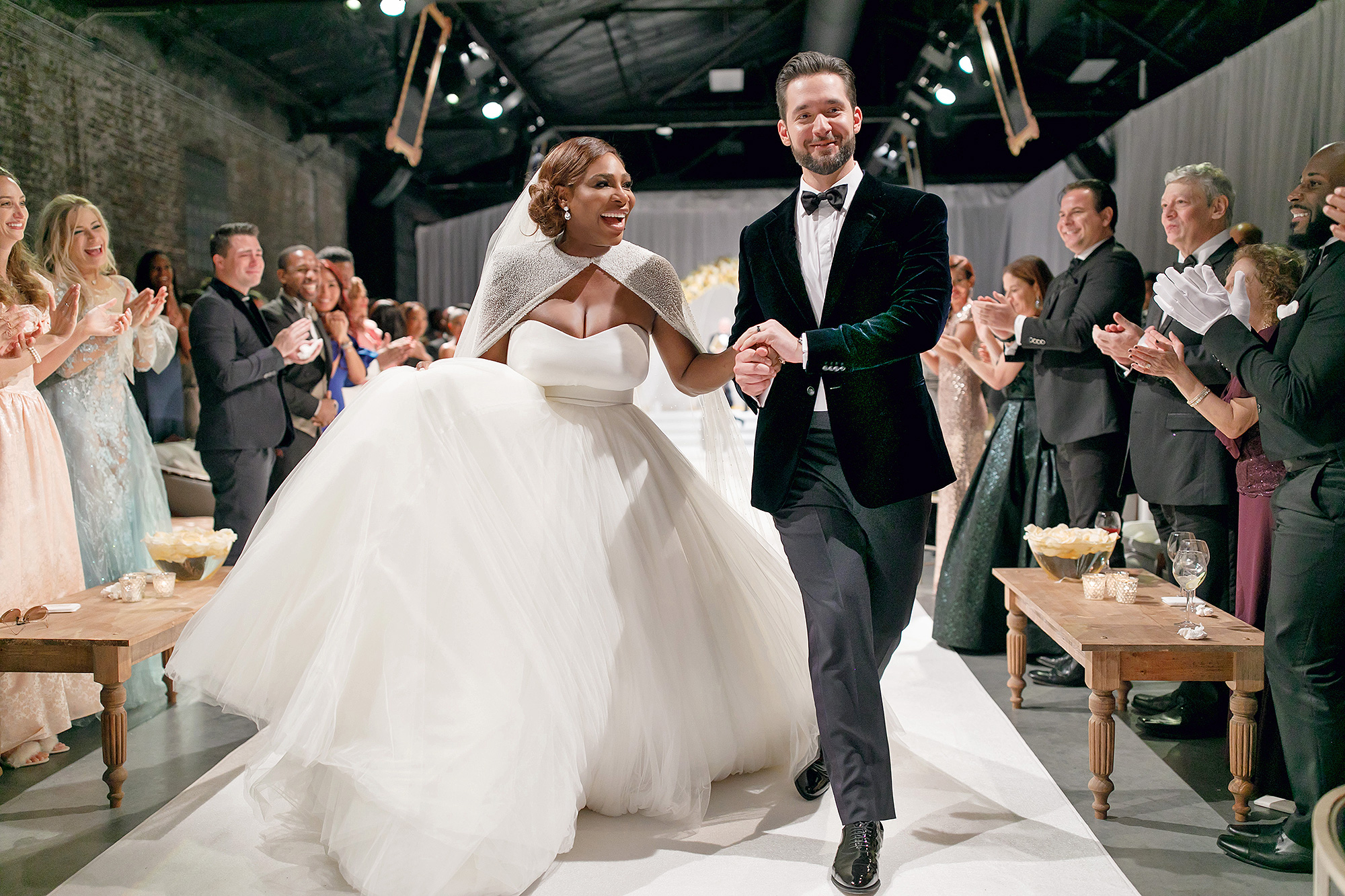 Image result for serena williams wedding