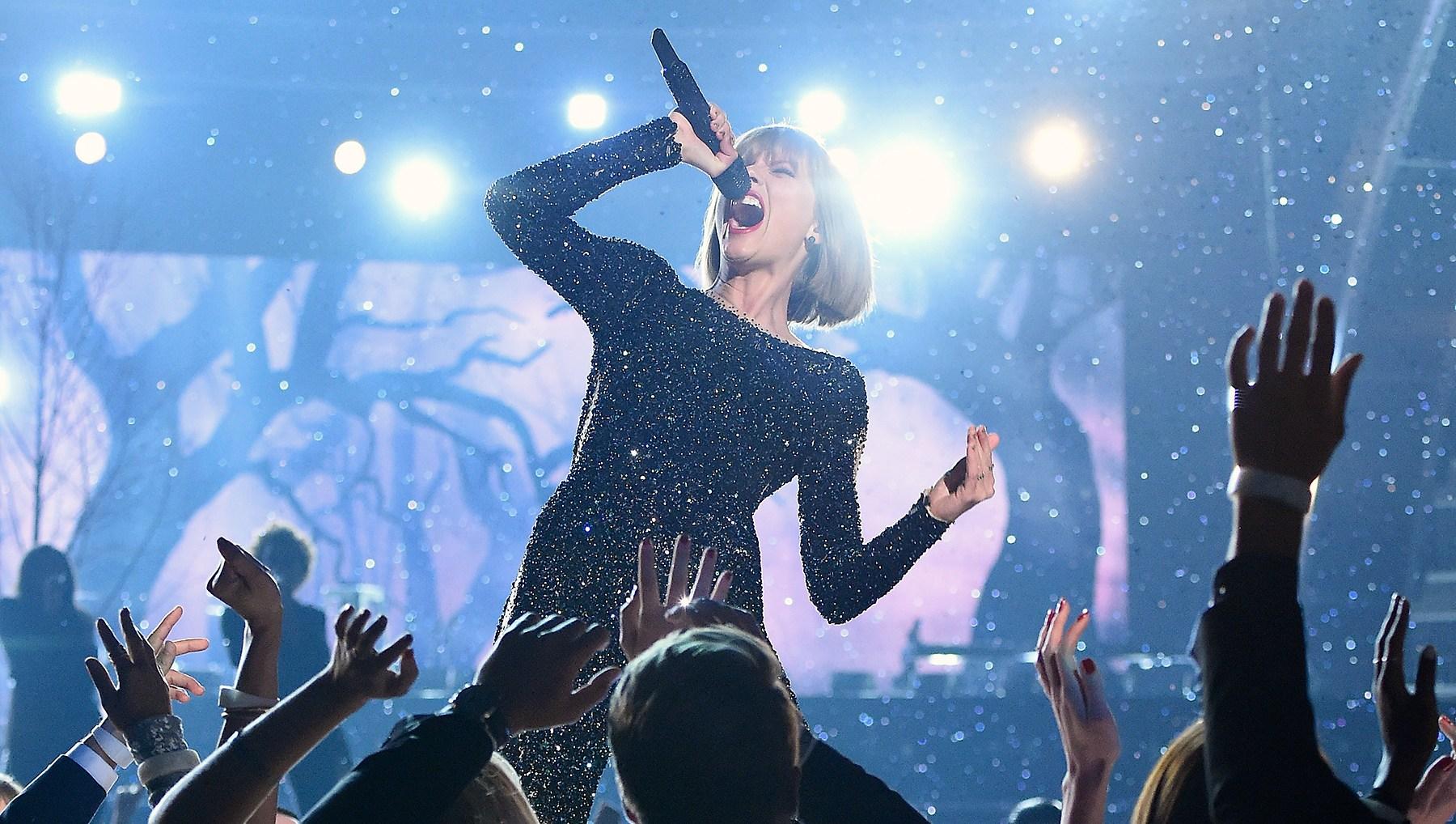 Taylor Swift stadium tour