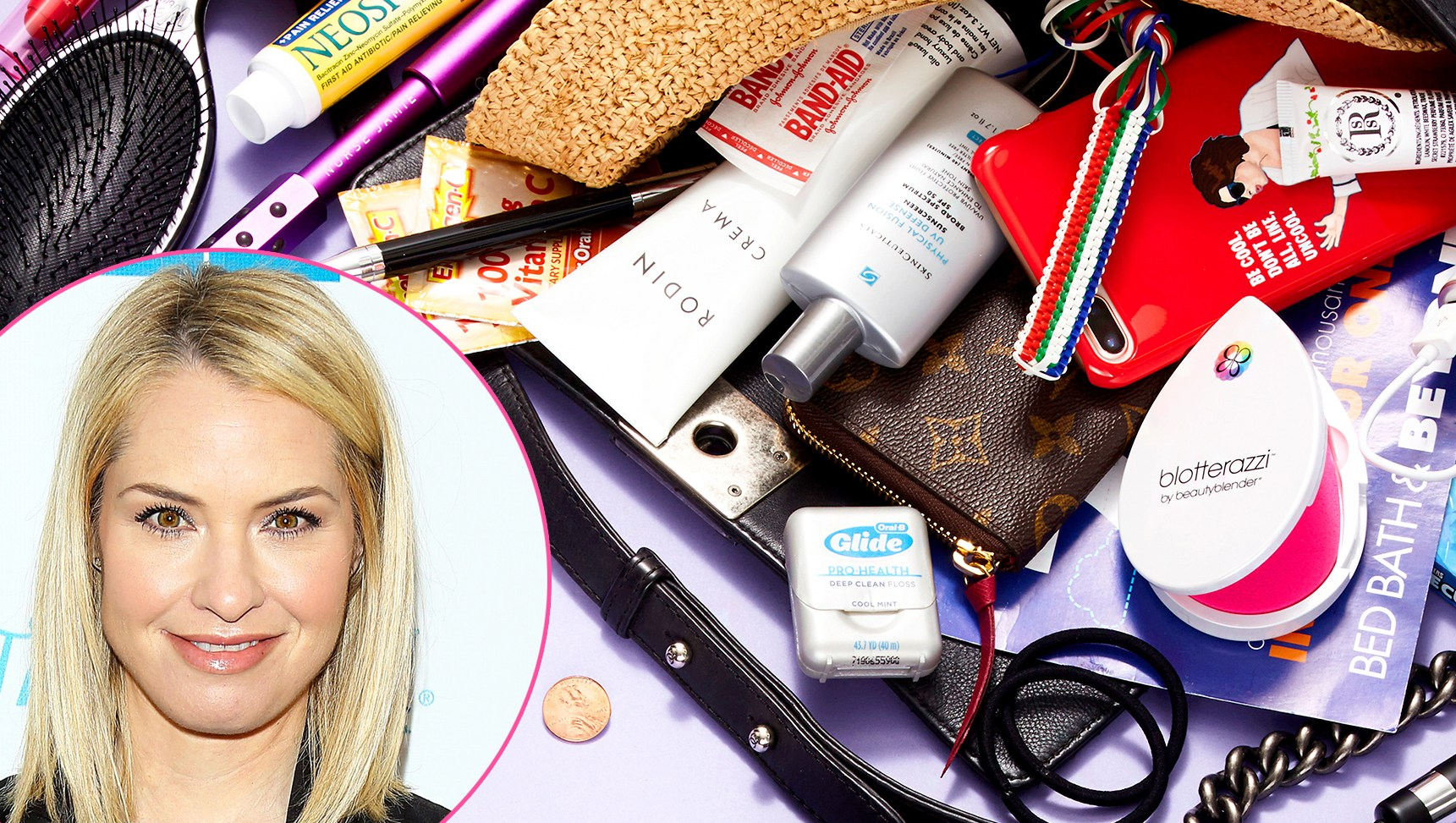 Leslie Grossman Whats In My Bag