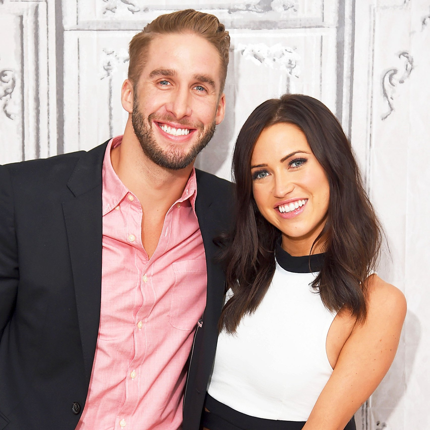"""Shawn Booth and Kaitlyn Bristowe attend the AOL BUILD Speaker Series presentation of """"After the Final Rose"""" on July 29, 2015 in New York City."""