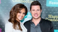 Vanessa and Nick Lachey attend Sprint Sound Sessions at Webster Hall in New York City.