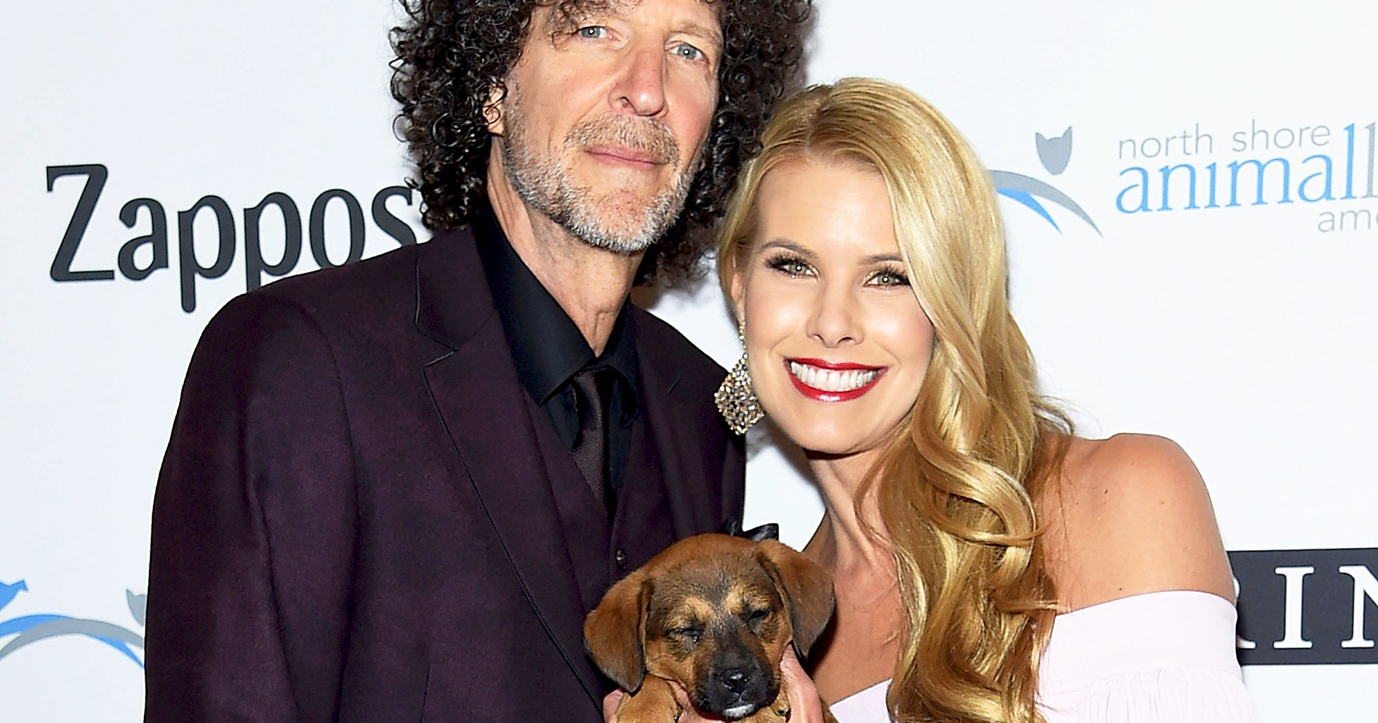 Howard Stern Says Working with Animals Helps His Marriage