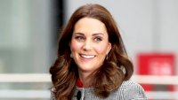 Catherine, Duchess of Cambridge attends a 'Stepping Out' session at Media City on December 6, 2017 in Manchester, England.