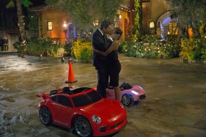 arie luyendyk jr bachelor night one brittany t kiss - 'The Bachelor' Premiere Recap: Who Got Arie's First Impression Rose?