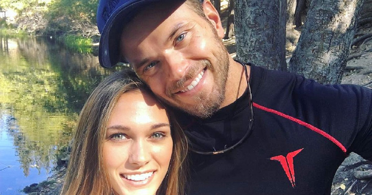 Kellan Lutz, Wife Brittany Gonzales Show Off Wedding Rings