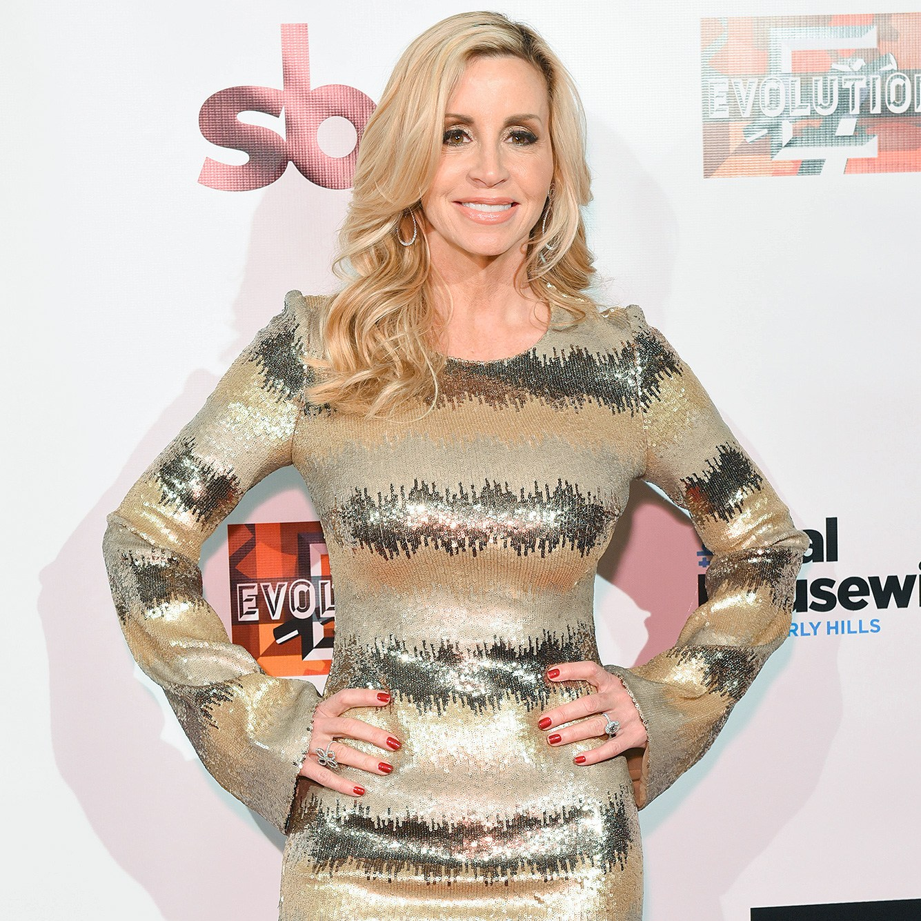 Camille Grammer, The Real Housewives Of Beverly Hills Premiere Party