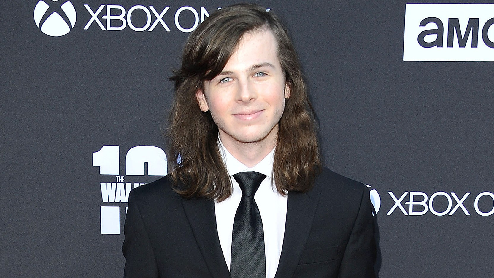 Chandler Riggs, Haircut, The Walking Dead