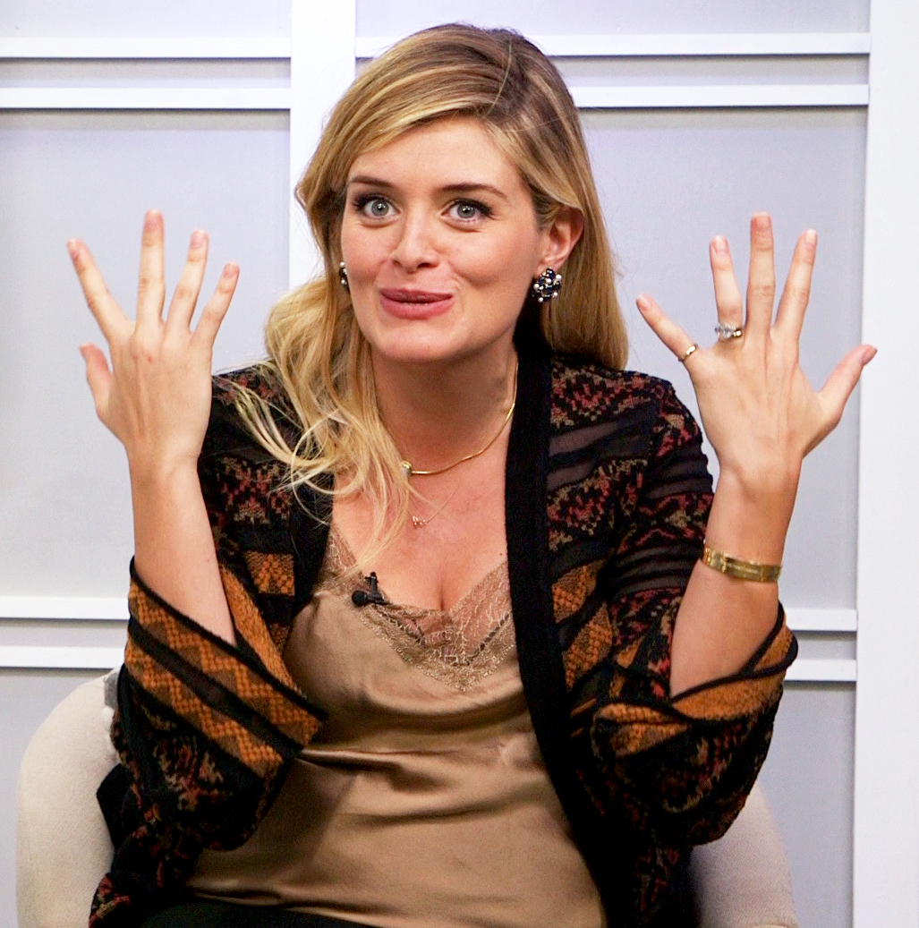 Daphne Oz Reveals Her Style and Beauty Secrets Desire For 7 Kids