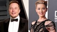 Elon Musk, Amber Heard, Date, Chile