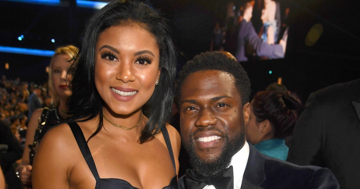 Kevin Hart S Wife Eniko Parrish Shares Time Lapse Video Of