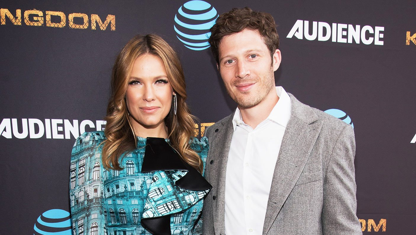 Kiele Sanchez and Zach Gilford