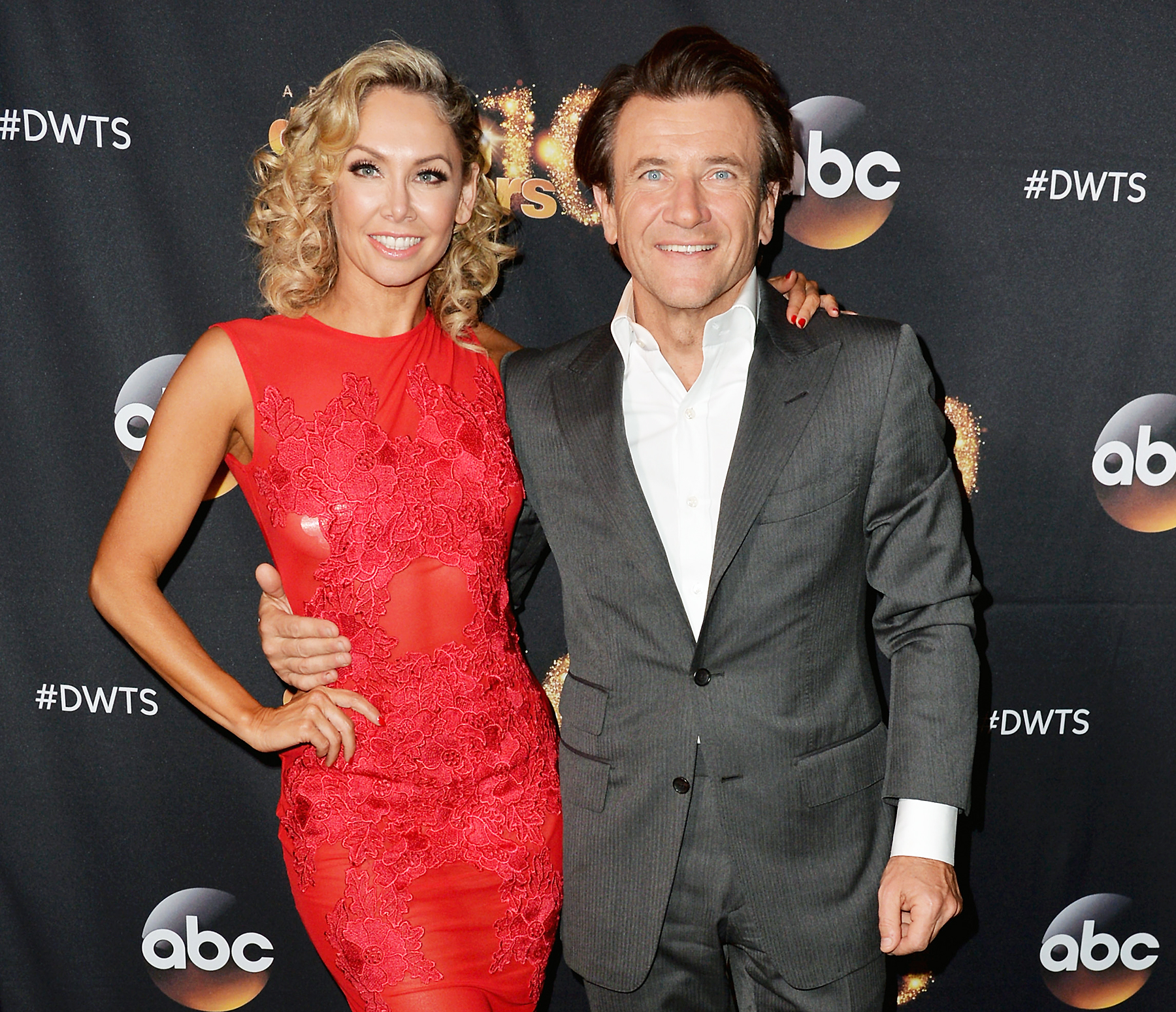 DWTS' Kym Johnson & Robert Herjavec Are Expecting Twins!