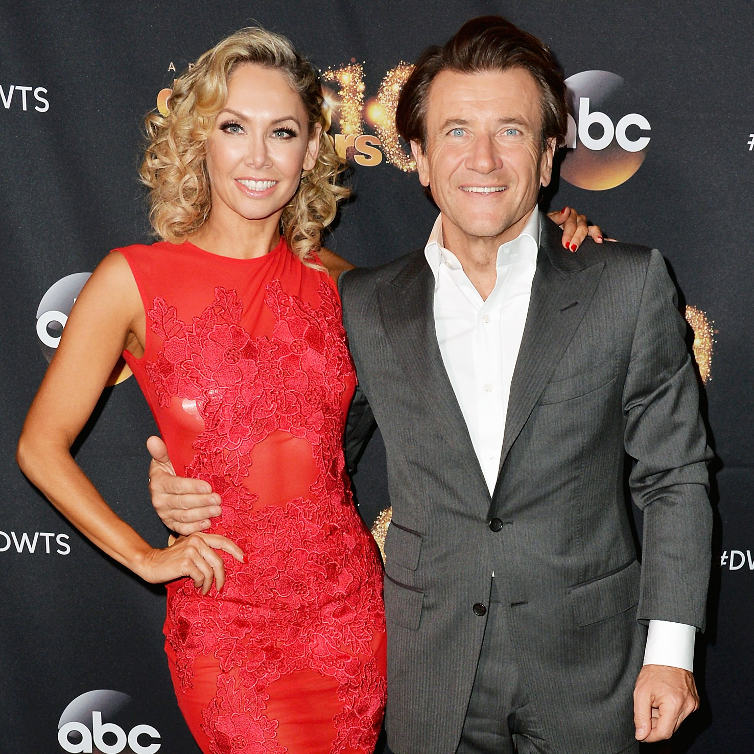 Kym Johnson and Robert Herjavec Are Expecting Twins