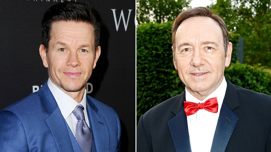 Mark Wahlberg and Kevin Spacey