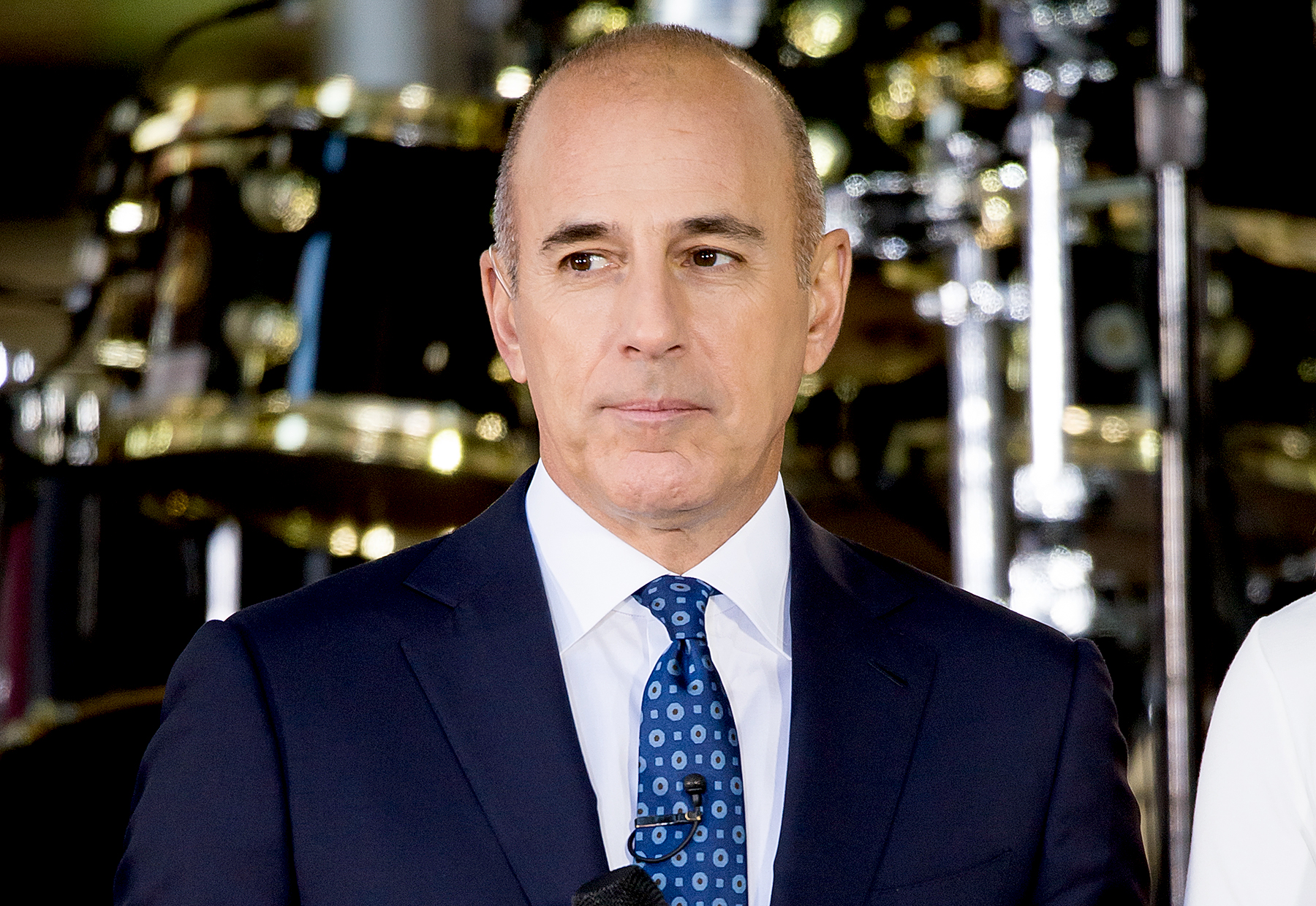 Former 'Today' staffer who had alleged affair with Matt Lauer shares story
