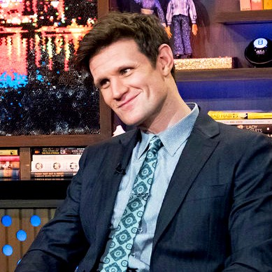 Matt Smith on 'Watch What Happens Live with Andy Cohen'