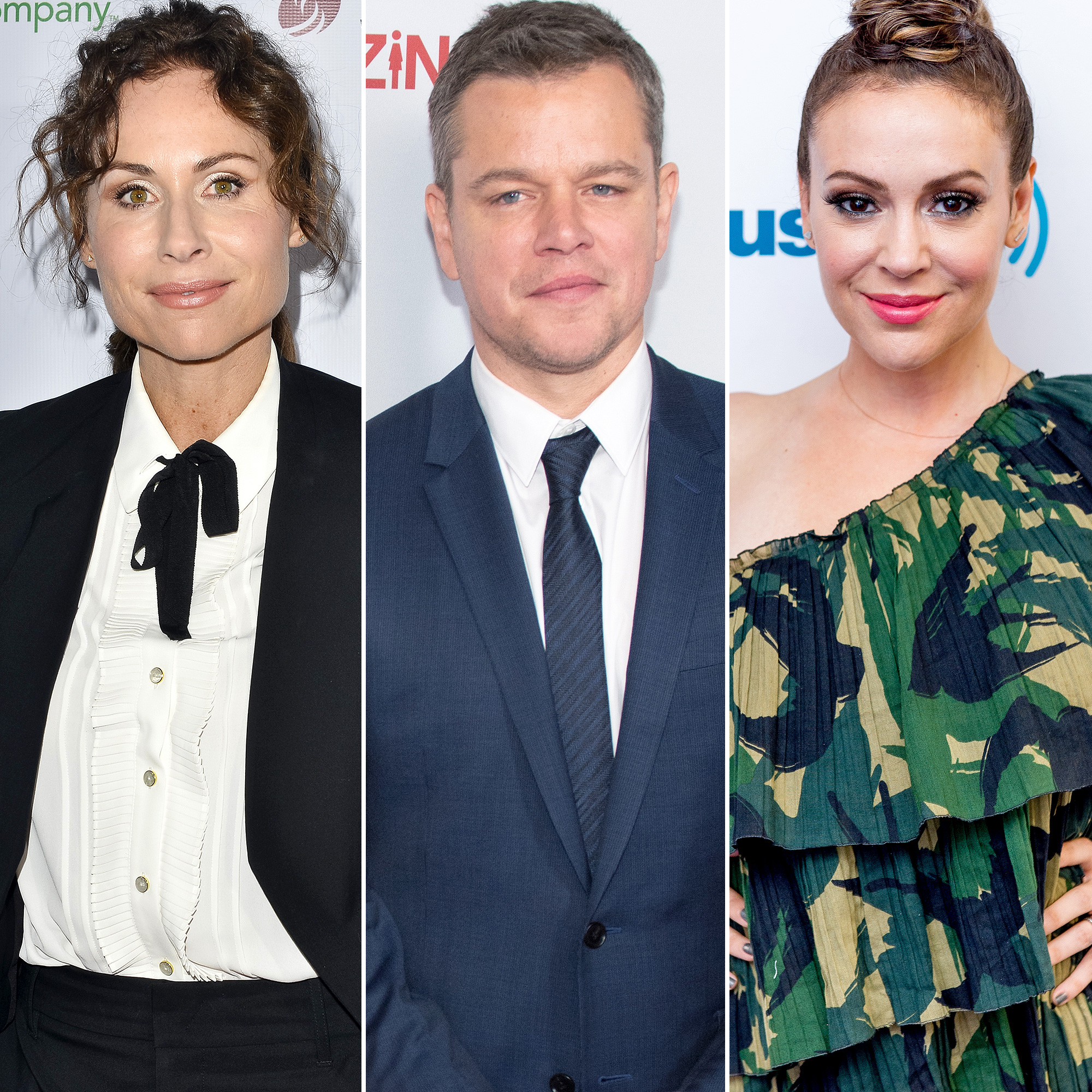 Matt Damon: Hollywood sex scandal encompasses spectrum of behaviour
