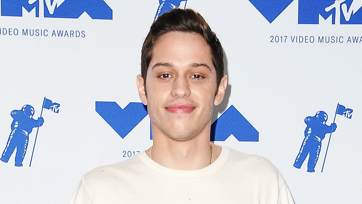 Pete Davidson Hillary Clinton tattoo