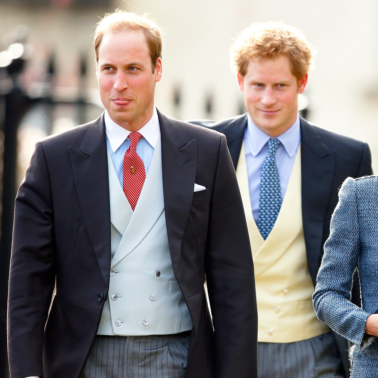 Prince William plans Prince Harry stag party