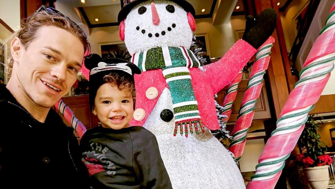 ryan-dorsey-christmas-with-son