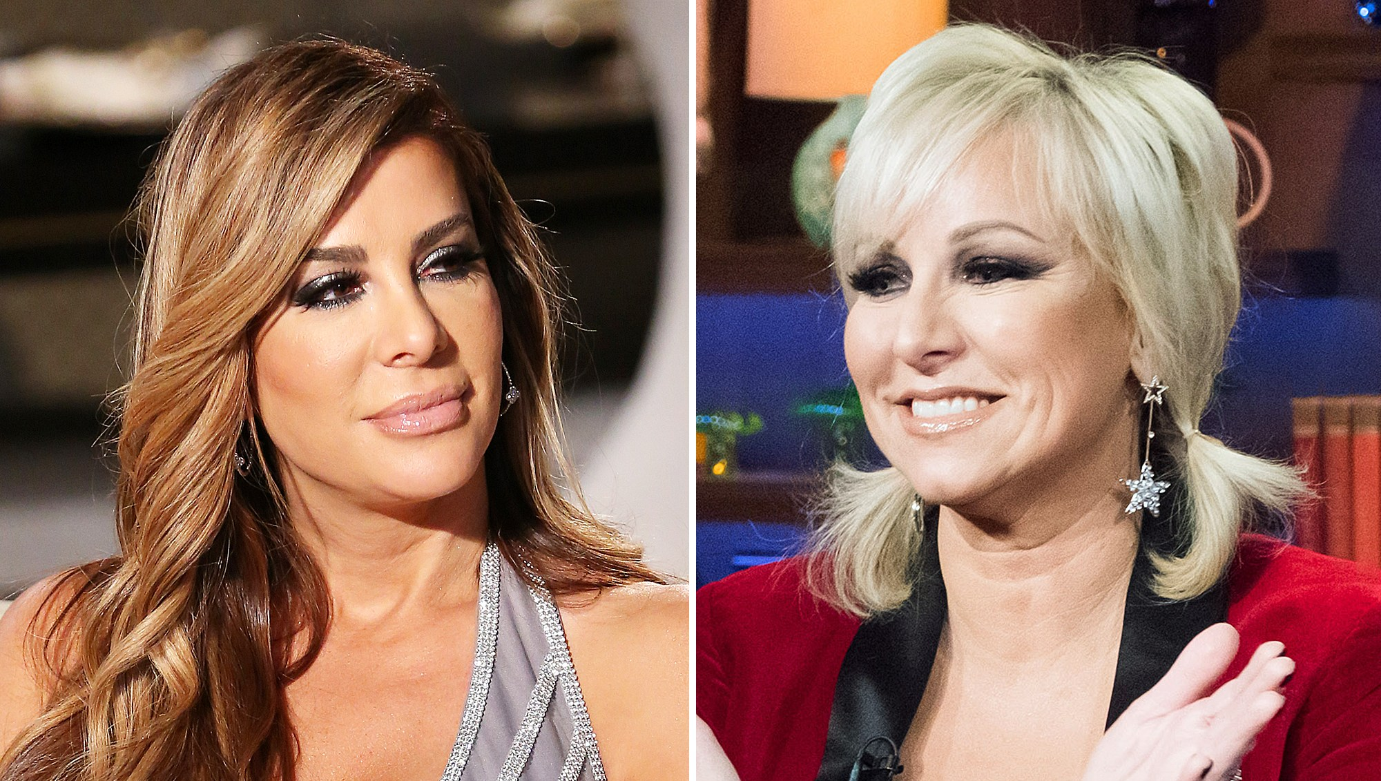 Siggy Flicker and Margaret Josephs