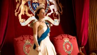 Claire Foy as Queen Elizabeth in 'The Crown'