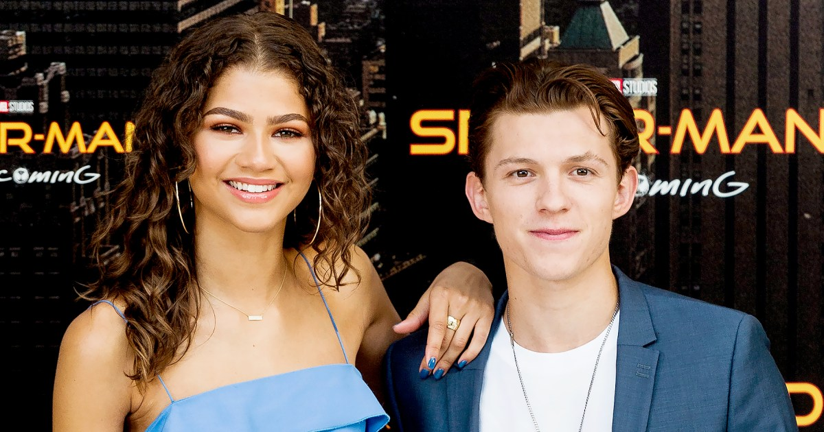 Zendaya's Parents 'Love' Boyfriend Tom Holland