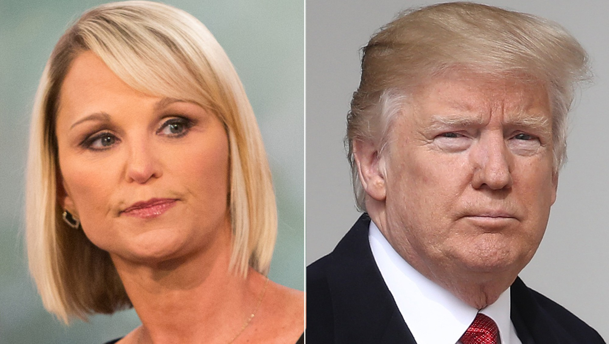 Juliet Huddy Alleges Donald Trump Tried to Kiss Her