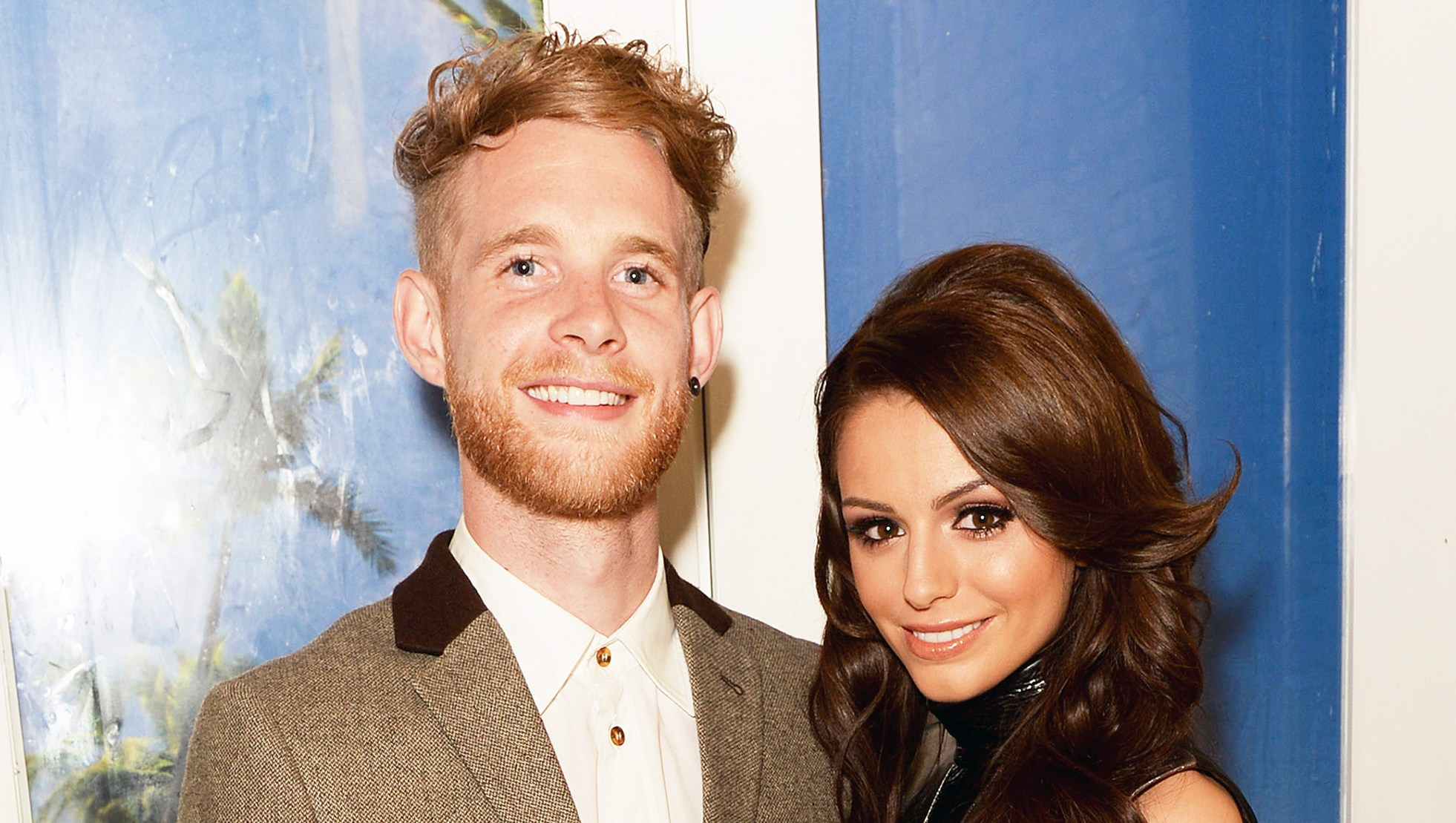 Cher Lloyd and Craig Monk attend birthday celebrations at Mahiki in London, England.